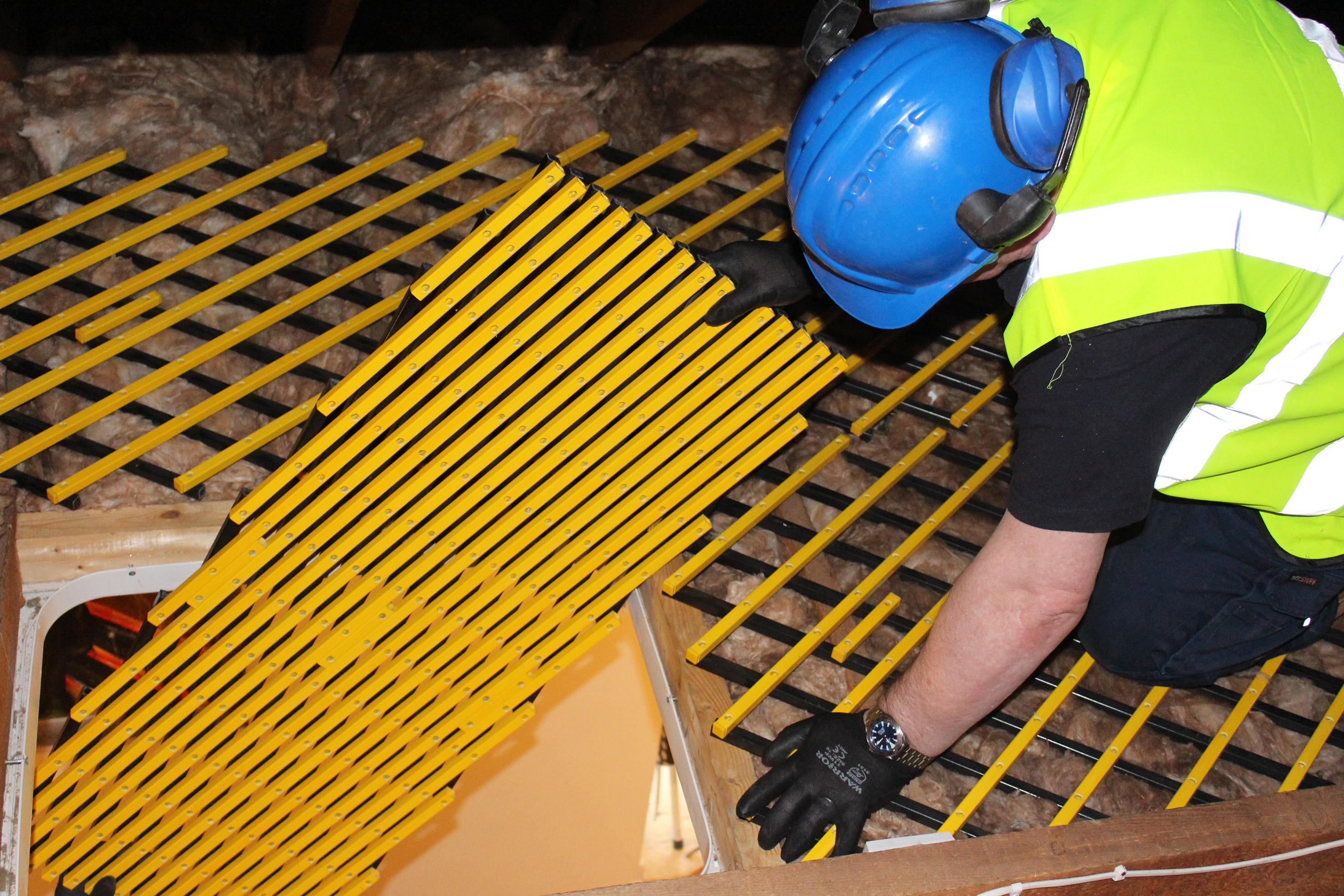 Insulated Safety Matting