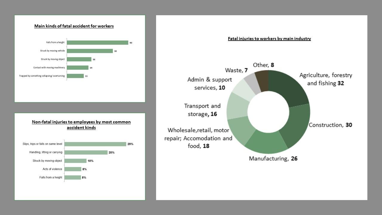 Graphic of injury data